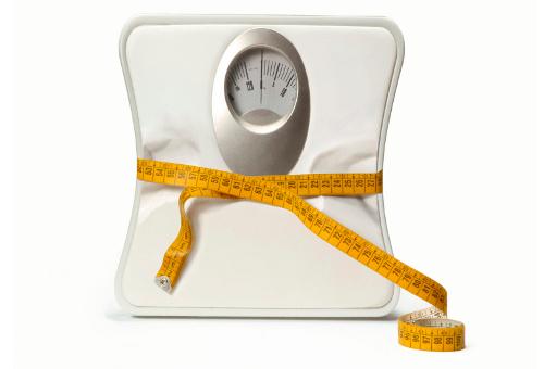controlla il tuo peso corporeo