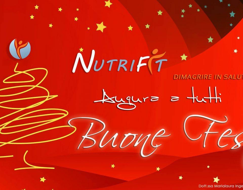 Nutrifit buon natale